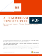 Office 365 Project Online