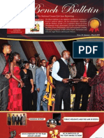 Bench Bulletin Issue 14