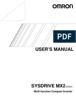 MX2 Multi Function Manual en 201010