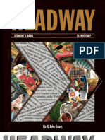 1st Edition Elementary StudentsBook-headway