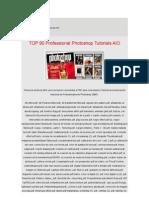 TOP 90 Professional Photoshop Tutorials AIO