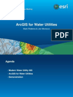 SCAUG ArcGIS for Water Utilities