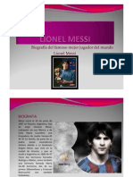 LIONEL_MESSI Biography Spanish