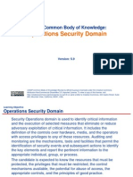 4 Operations Security