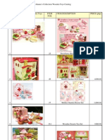 Wooden Products Catalog II
