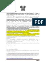 Portaria de nº 458 DEFENSORIA PÚBLICA