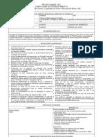 Ordem de Serviço TECNICO EM ENFERMAGEM DO TRABALHO