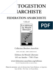 Brochure Federation Lautogestion Anarchiste