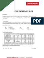 PDS Turbofleet SHPD 15W40