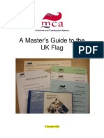 Masters Guide to the UK Flag