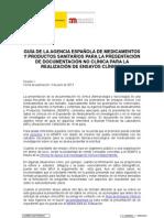 Guia Presentar Documentacion No Clinica EC