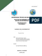 Informe_ProgramacionI