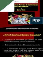 Normas de Convivencia 2012 -2013
