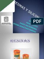 Resinas y Siliconas