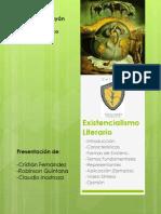 [PPT] Existencialismo Literario