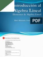 Algebra Lineal Unam