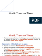 KIneTic THeory of GassEs