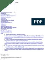 Dynamips Dynagen Tutorial | Dynamips /  Revision 1.11.7