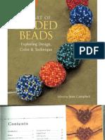 beaded beads art