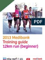 JUN13 Training Guide 12KMRUN Beginner 1