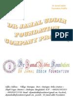 Dr Jamal Uddin Foundation Profile