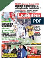 LE BUTEUR du 04.09.2013