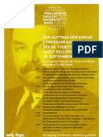 Symposium Keller Mail