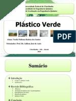 Plastico Verde