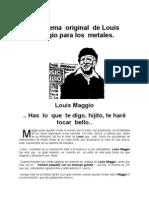 Metodo Para Trompet Louis Maggio