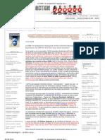 Le DSM V en préparation regorge de conflits d'intérêts des experts psychiatres