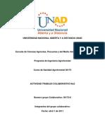 Trabajo Colaborativo No 2 Sanidad Agroforestal