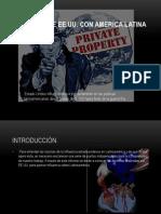 relación de EEUU con América latina.ppt