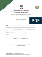 Ficha de inscrição 2013-2 PDF