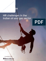 HR Challenges in the Indian Oil and Gas Sector