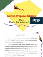 Contoh Proposal SIMRS