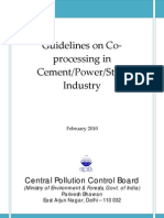Guidelines on Co‐processing in CementPowerSteel pg15