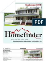 McDowell News September 2013 Homefinder