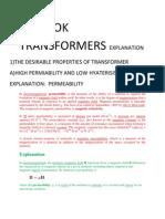 Ies Book Transformtrers Explanation