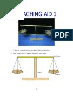 How to Use Teaching Aid