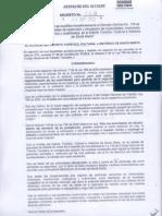 Decreto 209 de 2013