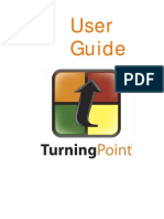 Turning Point 4.1 User Manual