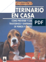Animales - Como Prevenir y Curar Trastornos y Enfermedades de Perros y Gatos
