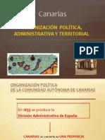 CANARIAS---Organización-administrativa,-política-y-territorial
