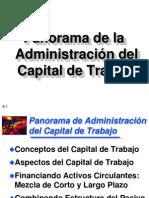 FIN 005 2009 Capital de Trabajo