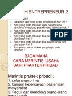Kuliah Entrepreneur 2