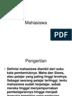 TENTANG MAHASISWA.ppt