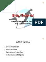 BlueJ Tutorial