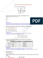 Soal Un Kimia 2013 Pembahasan2