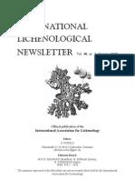 International Lichenological Newsletter_2