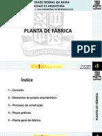 01 2 Desenho Arquitetonico e Planta de Fabrica